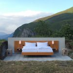 The Alpine Room, camera in bella vista sulle Alpi svizzere