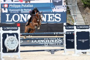 Jumping Longines Crans Montana 2016 Philippe Putallaz, vincitore