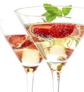 Cocktail-champagne...a qualsiasi ora del giorno e della notte!