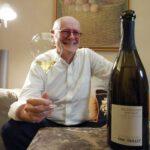 Alberto Massucco, suo lo champagne dal genio italiano.
