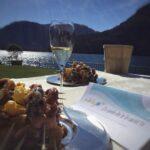 Marco Sacco, chef di lago e di fiume: stellato, va da sé!